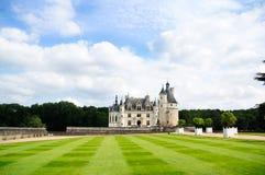 historiskt slott Royaltyfri Fotografi
