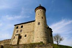 Historiskt slott Royaltyfria Foton