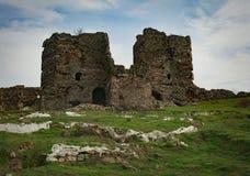 Historiskt slott Arkivbild