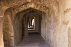 Historiskt ställe, Mandu Arkivbild
