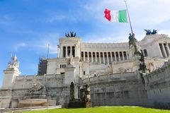 Historiskt ställe på Rome arkivbilder