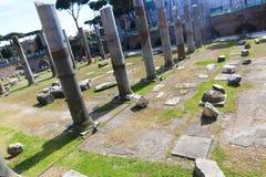 Historiskt ställe på Rome fotografering för bildbyråer