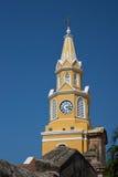 historiskt torn för klocka royaltyfri bild