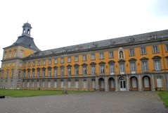 Historiskt universitet av Bonn i Tyskland Royaltyfri Foto