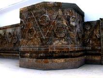 Historivcal walls. Pergamon Museum in Berlin Stock Photography