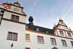The town hall building in Darmstadt, Germany Royalty Free Stock Photography