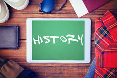 Free History Against Green Stock Photography - 58161612