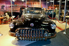 History of Automobiles at Smithsonian, Wash. DC. Royalty Free Stock Photo