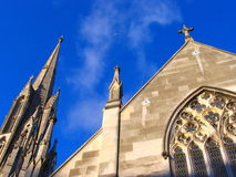 History Church Royalty Free Stock Image