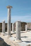 History of column Stock Photo
