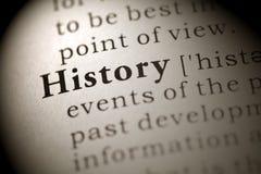 History Royalty Free Stock Image