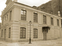 History house. Royalty Free Stock Images