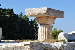 History of Kos island,Greece Stock Photo
