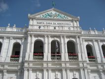 Macau Holy House of Mercy royalty free stock photos