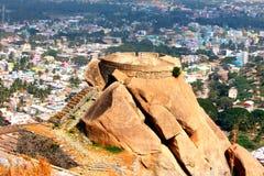 History madhugiri fort india Stock Photos
