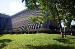 History museum Daklak in sunny day Stock Photo