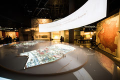 History museum of Polish Jews Royalty Free Stock Images