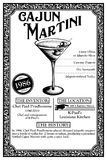 History of New Orleans Libations or Cocktails Stock Image