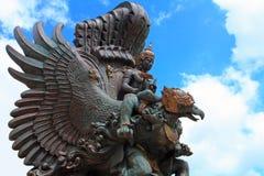 History Park Of Bali. Gaint Hindu Buddha Statue at History Park Of Bali royalty free stock photos