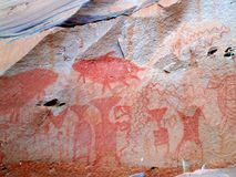 History  Pictograph 07 Stock Image