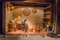 The History Sculpture in Xiamen Museum Stock Image