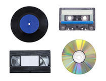 History of sound recording Royalty Free Stock Photo