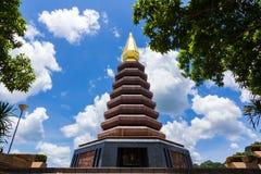 History stupa Stock Image