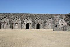 Historyczna architektura, chishti khans pałac, mandu, madhya pradesh, ind Fotografia Royalty Free