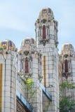 Historyczna architektura Denver Colorado zdjęcie royalty free