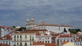Historyczna architektura Portugalia Zdjęcie Royalty Free