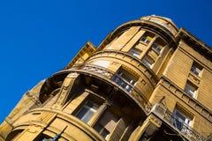 Historyczna architektura w Budapest Fotografia Stock