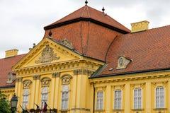 Historyczna architektura w Sopron Obraz Stock