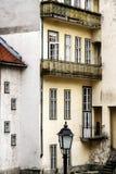 Historyczna architektura w Sopron Obrazy Royalty Free