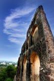 historyczna ściana Obrazy Stock