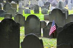historyczna cmentarz Zdjęcie Royalty Free