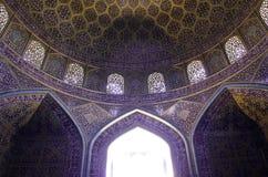 Historyczna irańska architektura Zdjęcie Stock