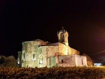 historyczna kościoła fotografia stock