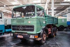 Historyczna Mercedes-Benz ciężarówka Obraz Royalty Free