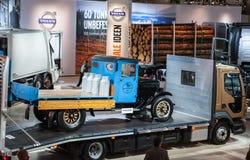 Historyczna VOLVO ciężarówka od 1929 Obraz Stock