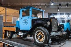 Historyczna VOLVO ciężarówka od 1929 Fotografia Stock
