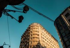 historyczne budynków Zdjęcia Royalty Free