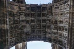 Historyczne ruiny po środku Antalya otwierają dla jawnych wizyt obrazy stock