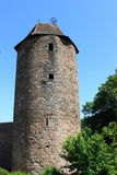 Historyczne więzienie ruiny Fotografia Stock