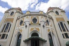 Historycznego kurhaus Neuenahr-Ahrweiler Zły miasto Germany Zdjęcie Royalty Free