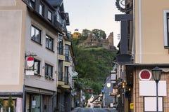 Historycznego miasteczka alt ahrweiler Germany Zdjęcia Stock