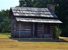 historycznej kabiny bela Zdjęcia Royalty Free