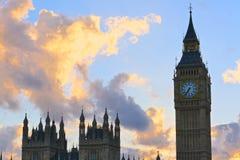 Historyczni budynki w Londyn obraz royalty free