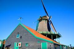 Historyczni wiatraczki Obrazy Stock