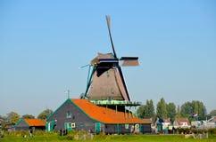 Historyczni wiatraczki Zdjęcie Stock