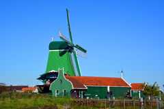 Historyczni wiatraczki Zdjęcia Stock